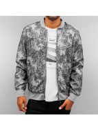 Jack & Jones Veste bomber jorSpring Baseball Neck gris