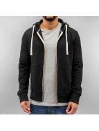 Jack & Jones Vetoketjuhupparit Storm Sweat musta