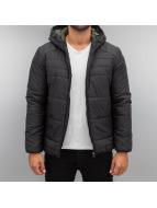 Jack & Jones Winter Jacket jorBoomer black