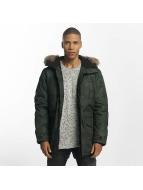 Jack & Jones Winter Jacket jcoLand camouflage