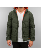 Jack & Jones Winter Jacket jorBomb Puffer olive