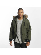 Jack & Jones Winter Jacket jjcoCarter olive