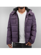 Jack & Jones Winter Jacket jcoCam purple