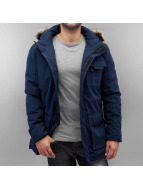 Jack & Jones Winterjacke jjcoFollow blau