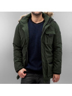 Jack & Jones Winterjacke jjcoFollow grün