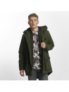 Jack & Jones Winterjacke jorPoul grün