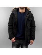 Jack & Jones Winterjacke jjcoFollow schwarz