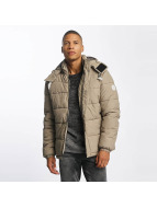 Jack & Jones winterjas joFigure beige