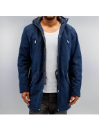 Jack & Jones winterjas jcoFine blauw
