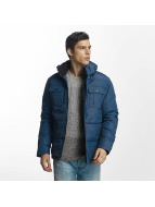 Jack & Jones winterjas jjcoWill blauw