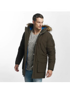 Jack & Jones winterjas jorForest groen