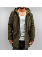 Jack & Jones winterjas jcoFine olijfgroen