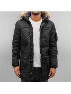 Jack & Jones winterjas jorDate zwart