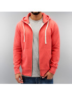 Jack & Jones Zip Hoodie Storm Sweat orange