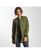 JACQUELINE de YONG Демисезонная куртка jdyMaria оливковый