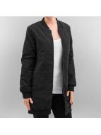 JACQUELINE de YONG Демисезонная куртка jdyAlisha Quitlted черный