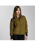 JACQUELINE de YONG Куртка-бомбардир jdyBeverly оливковый