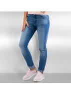 JACQUELINE de YONG Облегающие джинсы JDYLow Magic синий
