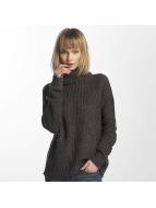 JACQUELINE de YONG Пуловер jdyJusty серый