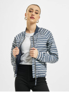 JACQUELINE de YONG jdyTreasure Bomber Jacket Night Sky Stripes