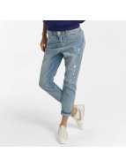 JACQUELINE de YONG Boyfriend Jeans jdyJulie modrý