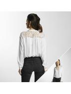 JACQUELINE de YONG Camicia/Blusa jdyLiva Loose bianco