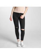 JACQUELINE de YONG Skinny Jeans jdyFive czarny