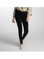 JACQUELINE de YONG Skinny Jeans jdySkinny Low czarny