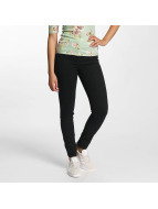 JACQUELINE de YONG Skinny Jeans High Holly czarny