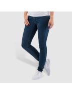 JACQUELINE de YONG Skinny Jeans JdyHolly Low niebieski