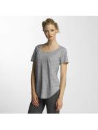 JACQUELINE de YONG T-Shirt jdyLinette gris