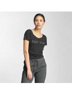 JACQUELINE de YONG T-Shirt jdyGlow noir