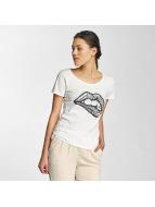JACQUELINE de YONG T-Shirts jdyGlow beyaz