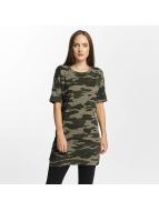 JACQUELINE de YONG T-shirts jdyAdda camouflage