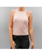 JACQUELINE de YONG Top jdyOwen Cropped rose