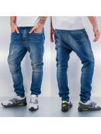 Japan Rags Antifit Jogger синий