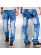 Jeansnet  Straight Fit Jeans Sunny blau