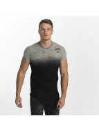 John H T-shirt Destroyed svart