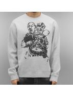 Joker Пуловер Pigs серый