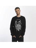 Joker Пуловер Clown Brand черный