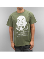 Joker Футболка Lifestyle оливковый