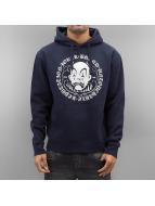 Joker Hoodie Circle Clown blå