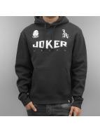 Joker Hoodie Chest black