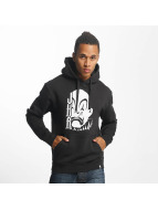 Joker Hoody Clown schwarz
