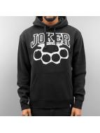 Joker Hoody Knuckles zwart