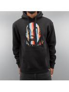 Joker Hoody Serape Clown zwart