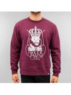 King Sweatshirt Burgundy...