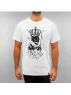 King T-Shirt White...