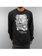 Joker Longsleeve X Rumble black