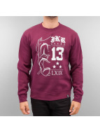 Mask Sweatshirt Burgundy...